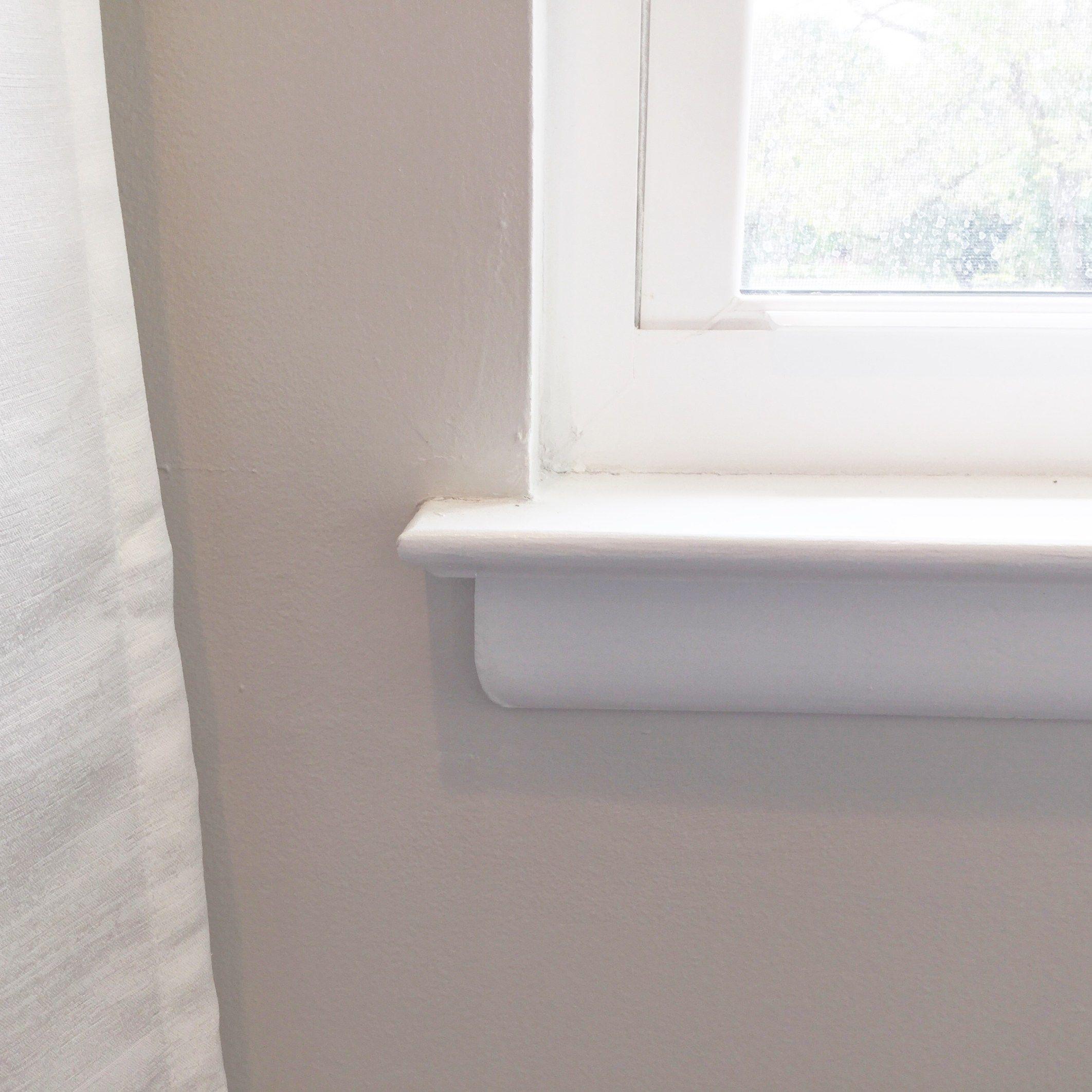 Diy Trim Molding To Existing Window Sill Diy Window Trim Moldings And Trim Interior Window Trim