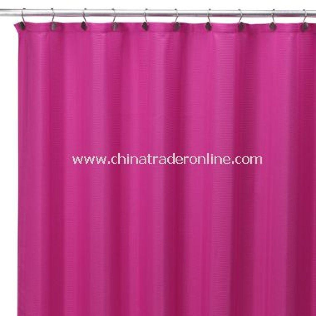 Fuschia Shower Curtain Shower Curtain Shower Bathroom Shower