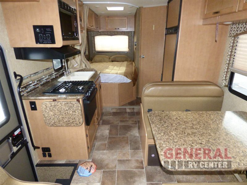 New 2016 Thor Motor Coach Four Winds 23u Chevy Motor Home Class C