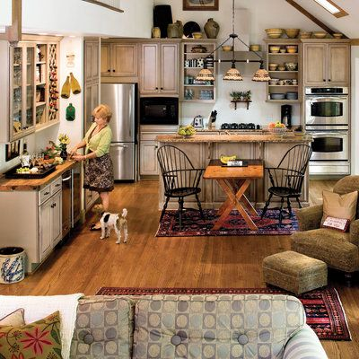 Rearrange And Renew   Kitchen Inspiration   Southern Living