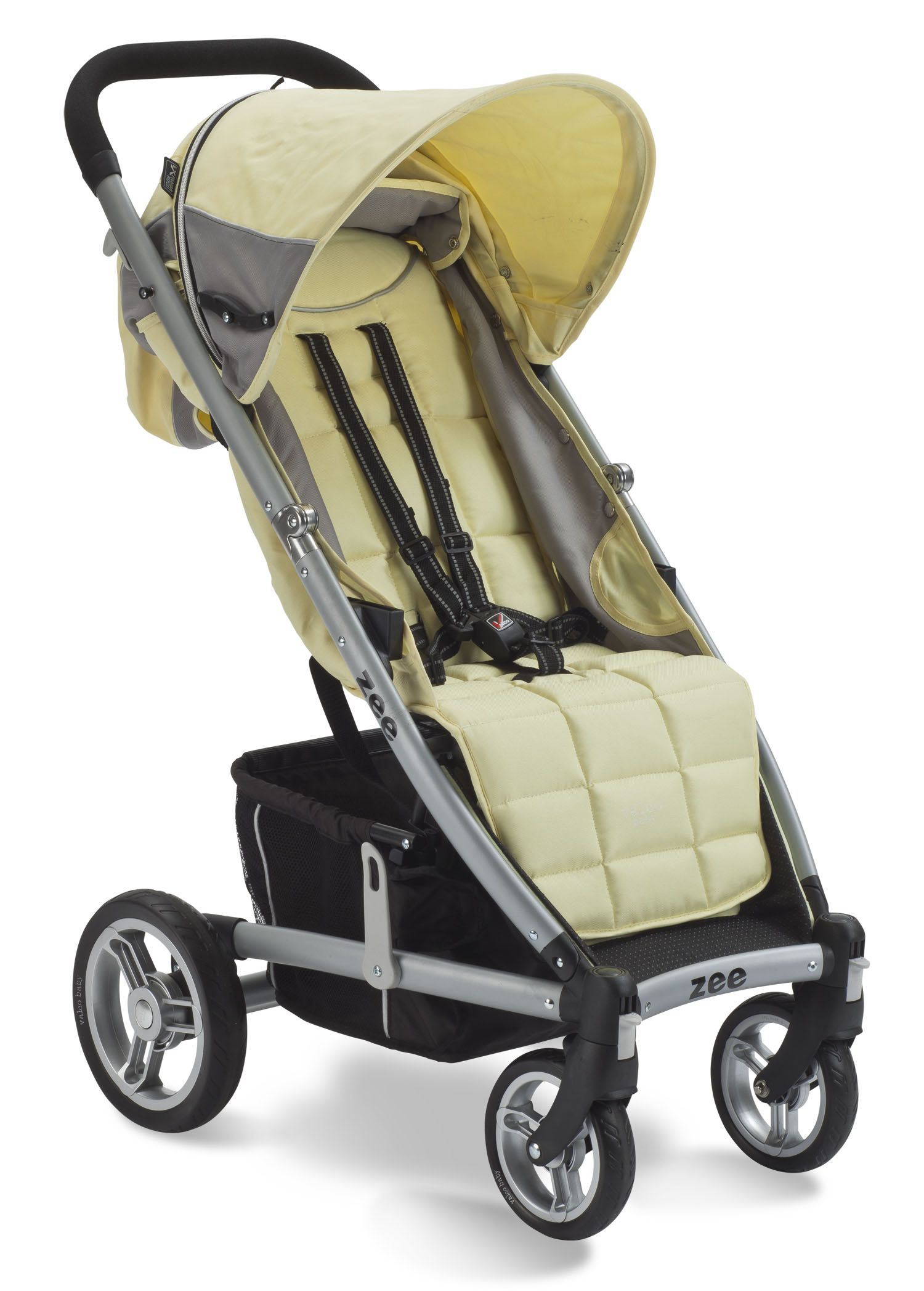 A lightweight stroller that's big with parents