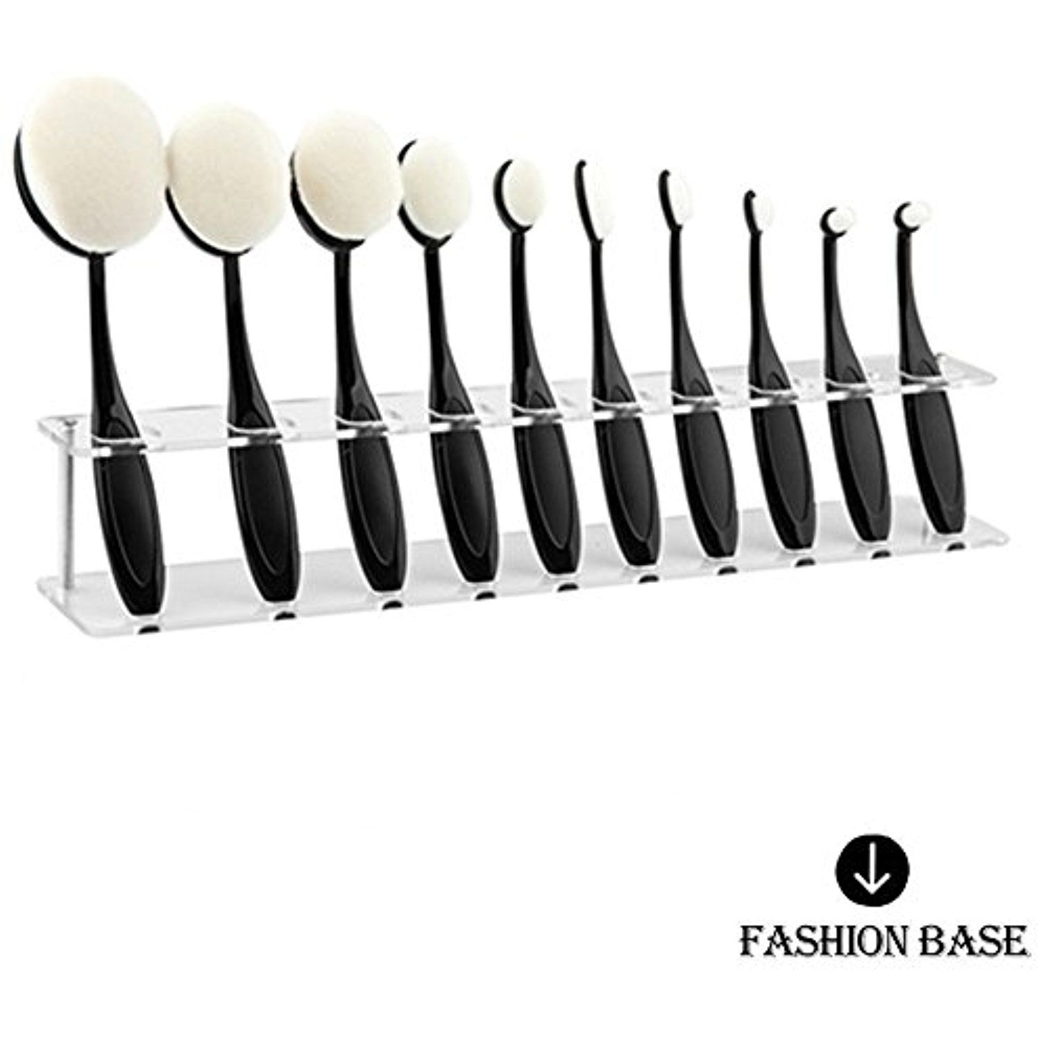 Fashion Base 2016 Hot Beauty Cosmetic Makeup Brushes Holder For