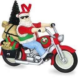 The best motorcycle Christmas ornaments for bikers and motorcycle ...