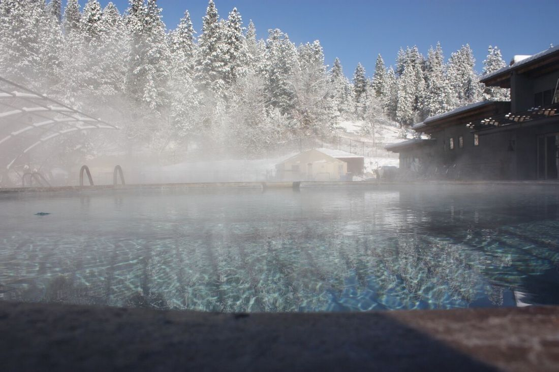 Picture Idaho City Spring Resort Hot Springs