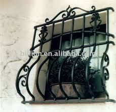 Image Result For Spanish Style Wrought Iron Window Grills Iron