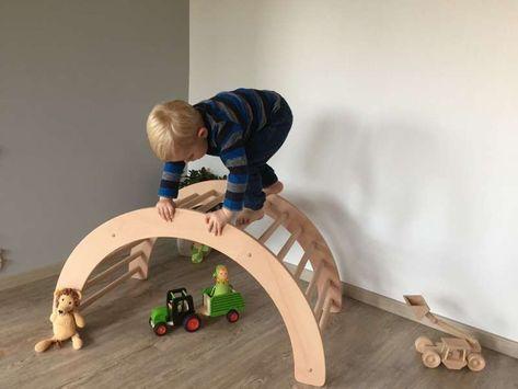 Kletterbogen Kita : Kletterbogen art pikler kinderzimmer baby kids und