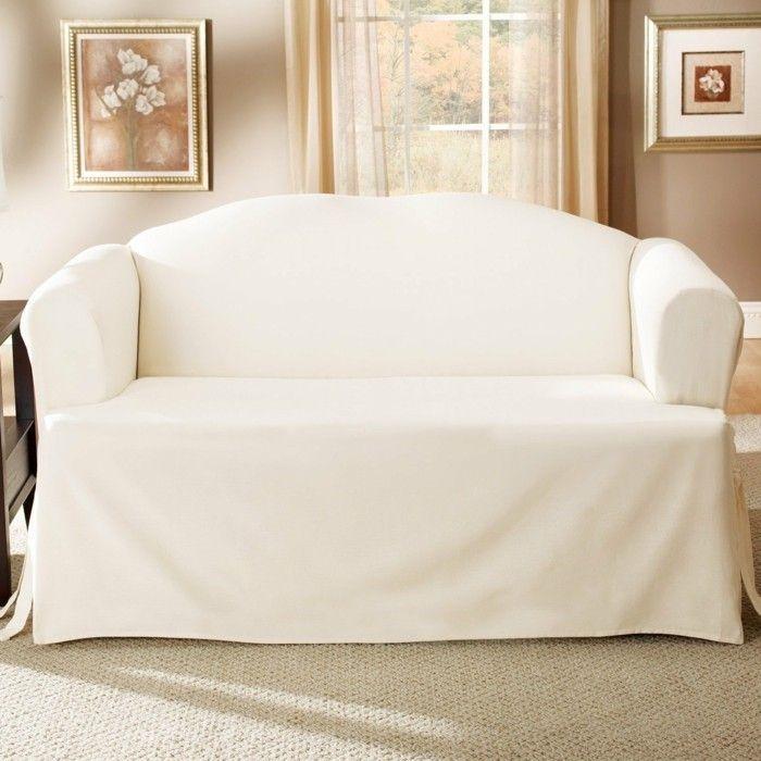 nice sofa bezug wohnzimmer einrichten dekorieren milde farben Check