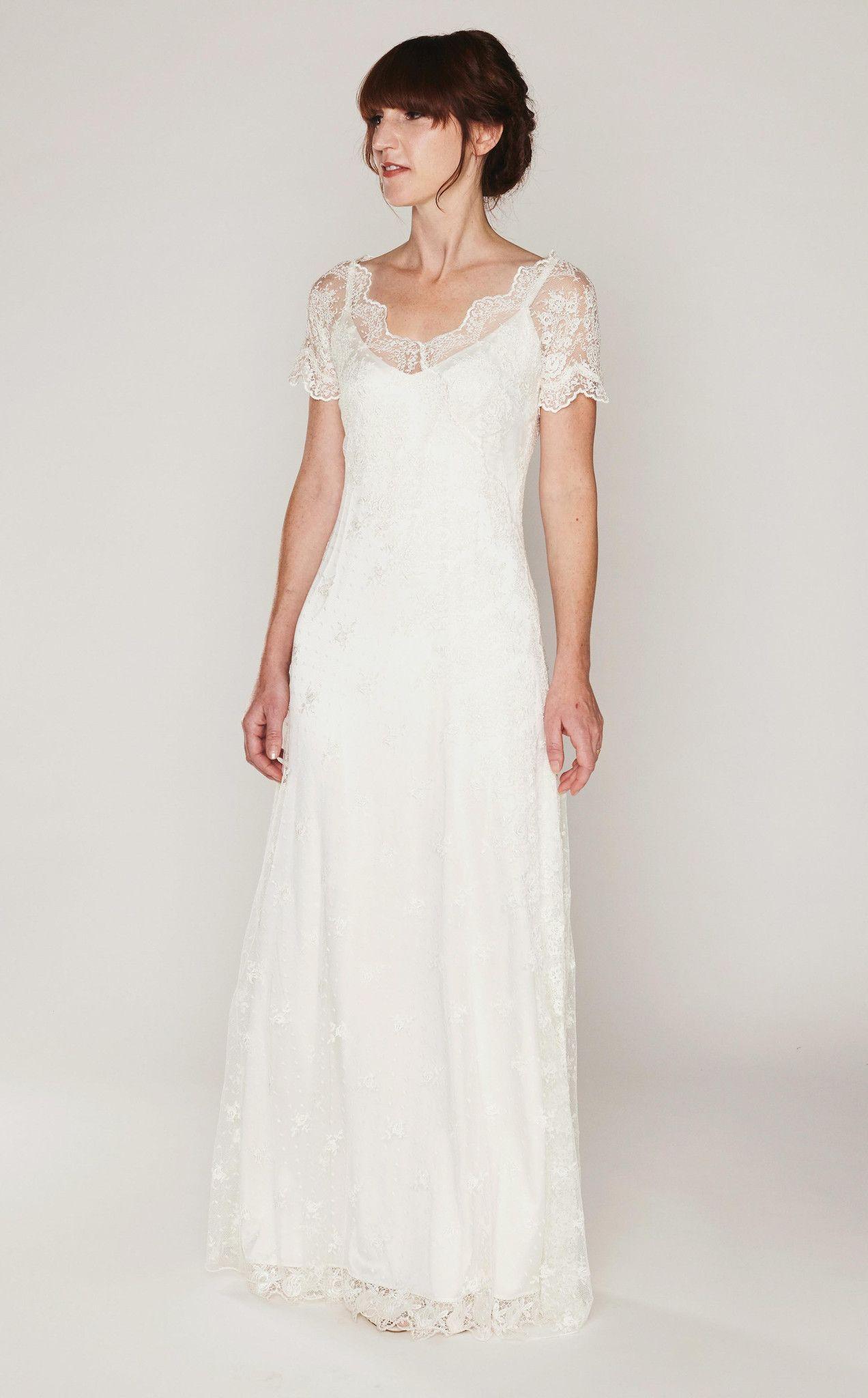 Mia Wedding Dresses Casual Wedding Dress Vintage Style Wedding Dresses [ 2048 x 1272 Pixel ]