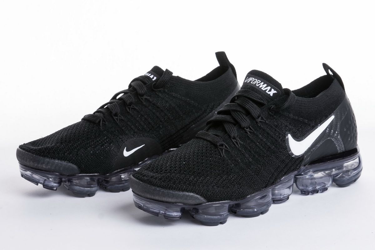 6cdd478baa368 Nike Air VaporMax 2.0 All Black 942843-001 Shoes4