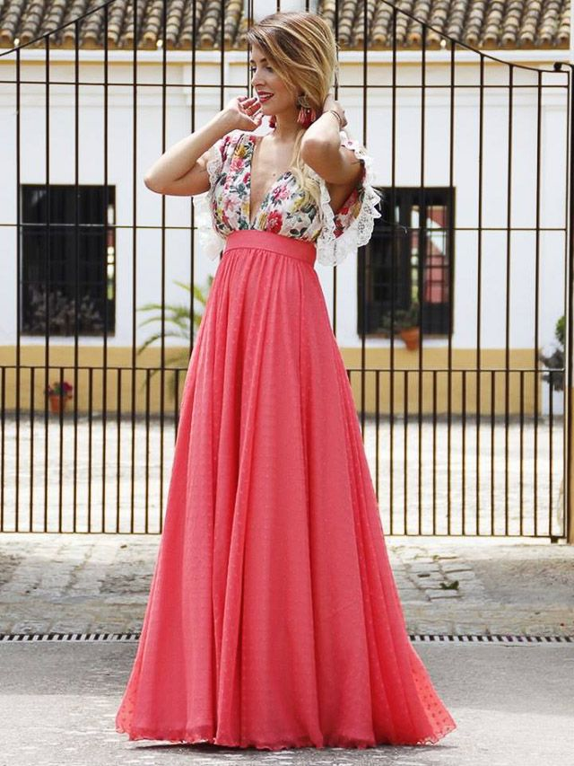 73092ca26 vestido fiesta invitada perfecta boda blog wedding rocio osorno ...