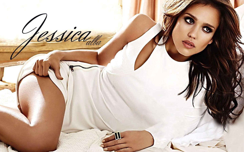 Jessica alba sexy desktop jay Que