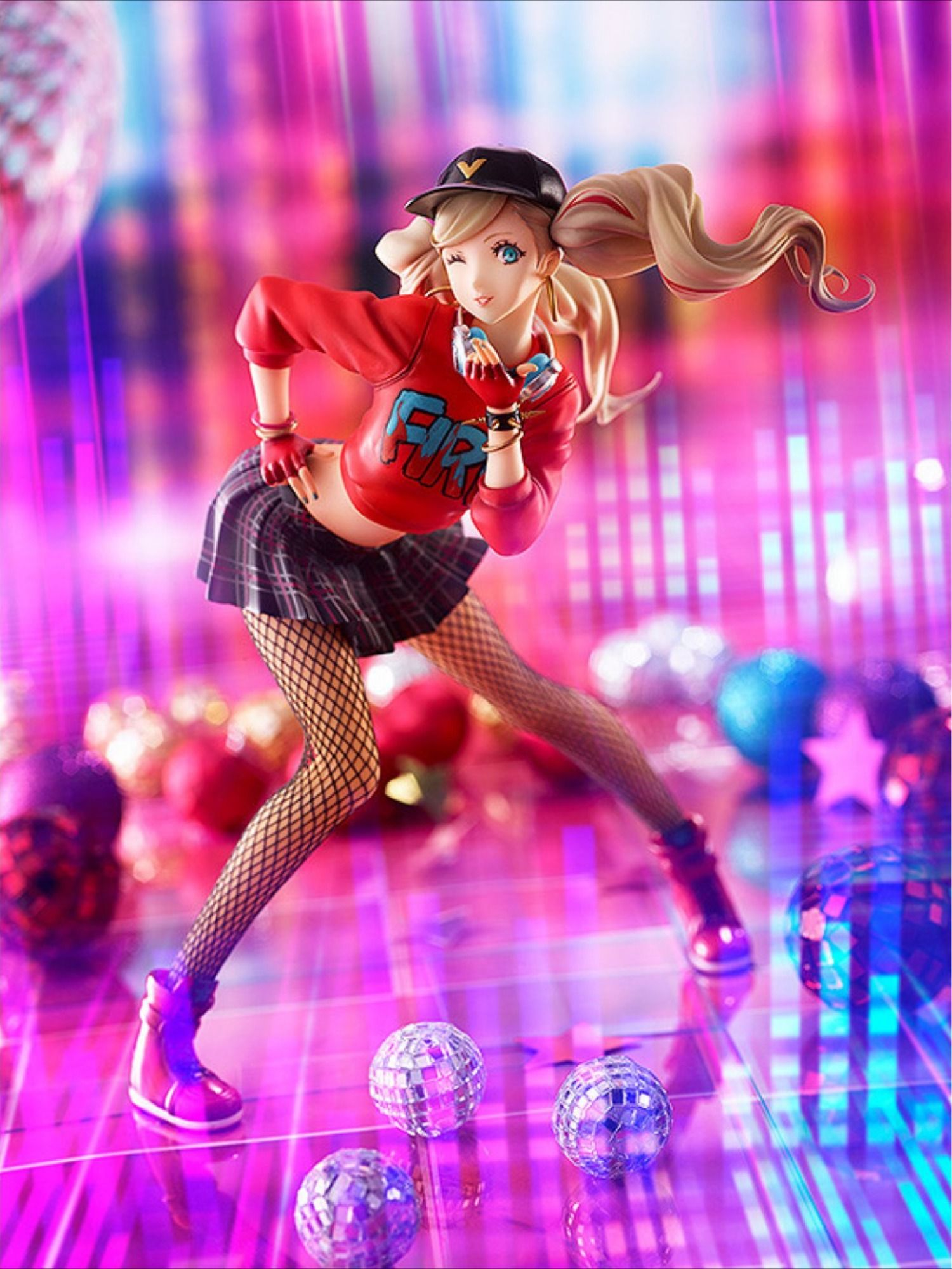 Persona 5 Dancing In Starlight 1 7 Scale Pre Painted Figure Ann Takamaki Persona 5 Persona Persona 5 Ann