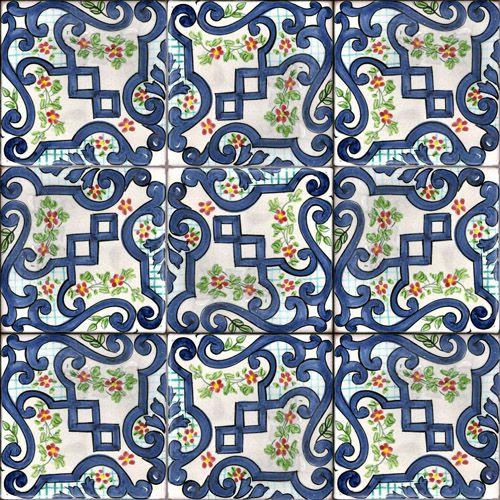 Pavimenti pannelli solimene art ceramica vietri sul - Piastrelle di vietri ...