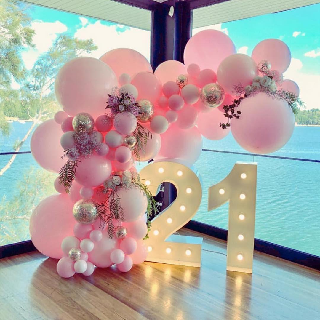 Best Party Ideas Printables 21st Birthday Decorations 21st Party Decorations 21st Birthday Girl