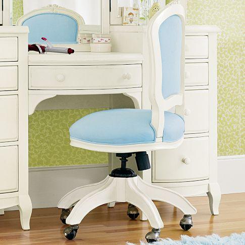Ooh La La Swivel Chair With Images Big Comfy Chair Girls Desk