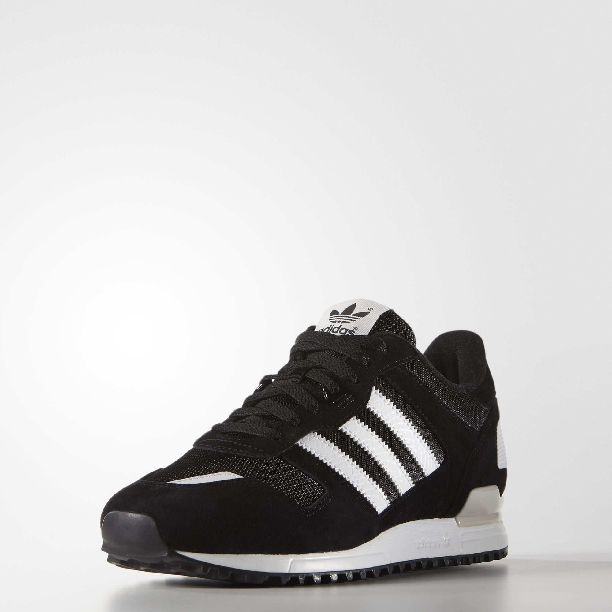 Women's Athletic Shoes/adidas originals zx 700 white purple black ice core footwear db0l26x0