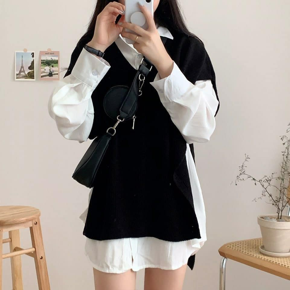 Women Classic Clothes Ideas Style Winter 2021 Gentle K Pop Shopping Tiktok School Classic Outfits For Women Girl Fashion Fashion