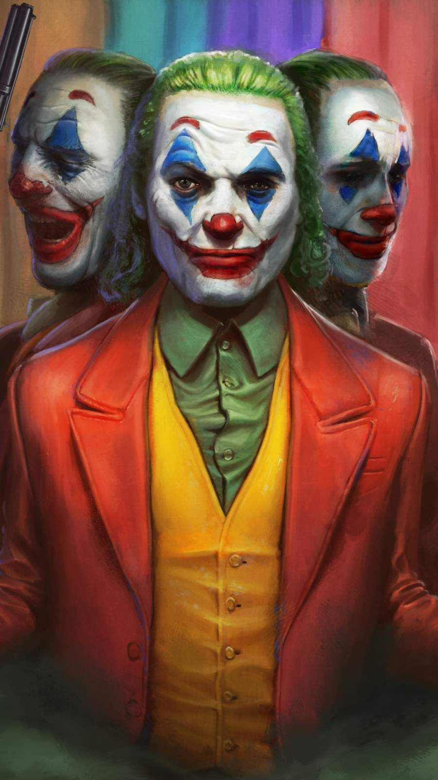 Joker Faces Iphone Wallpaper Joker Face Joker Wallpapers Joker
