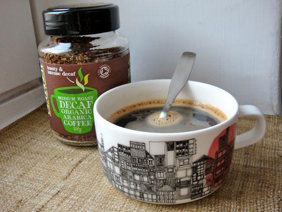 Clipper decaf - kofeiiniton kahvi