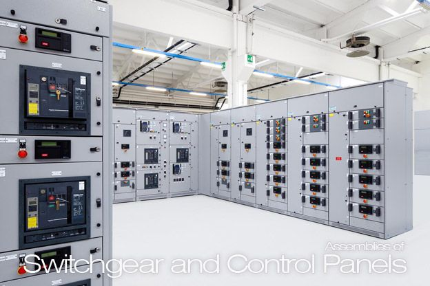 Switchgear Assemblies And Motor Control Centers Starters