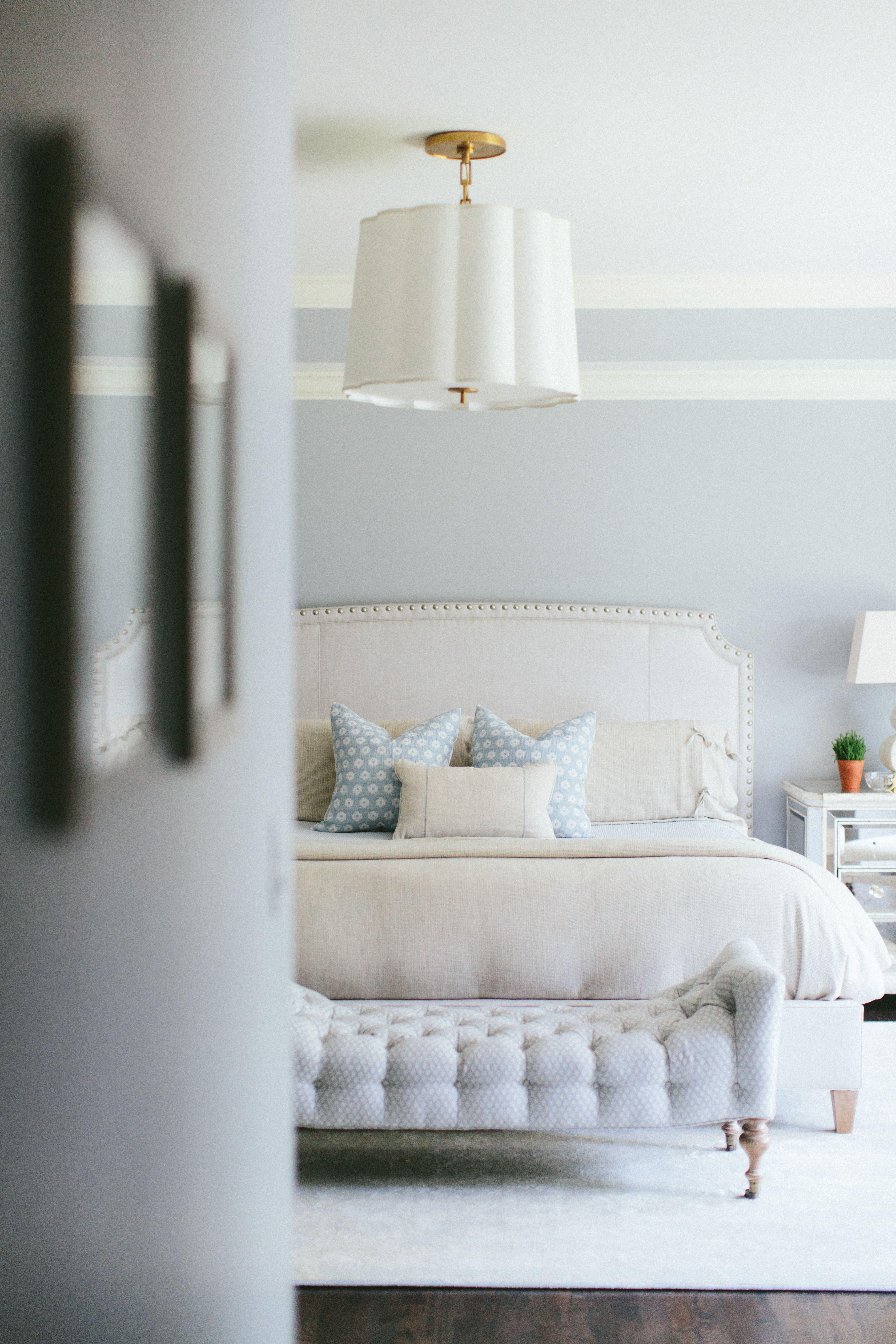 Kate Marker Interiors | Master Bedroom