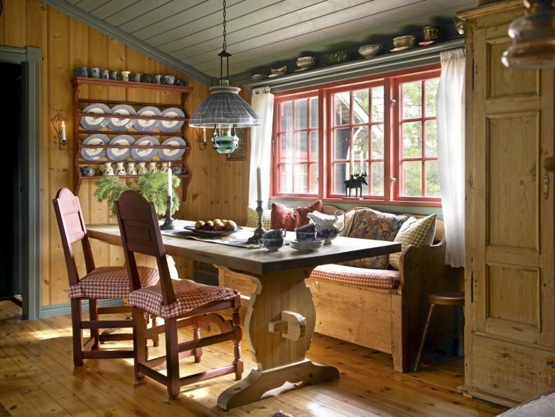 carl larson / cabin style