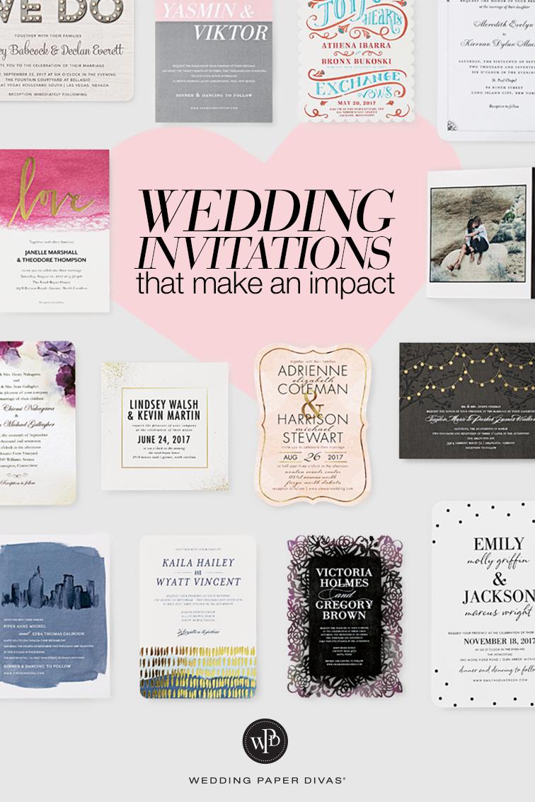 Wedding Cards Unique Wedding Invitations 5 Free Samples Wedding Invitations Wedding Paper Divas Wedding