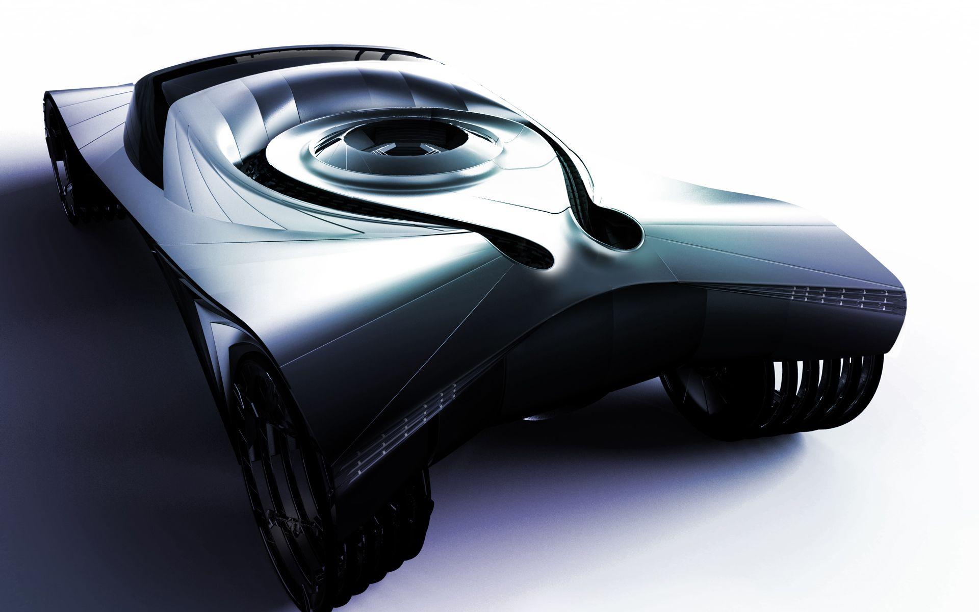 World Thorium Fuel Vehicle by Loren Kulesus at Coroflot.com