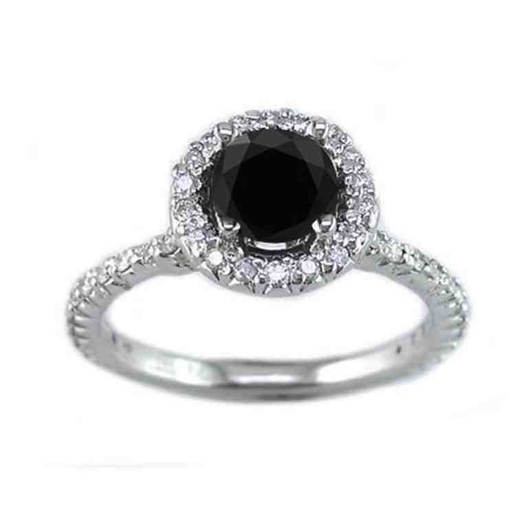Black Diamond Engagement Rings Tiffany Black Diamond Ring Engagement Blue Diamond Engagement Ring White Diamond Rings Engagement