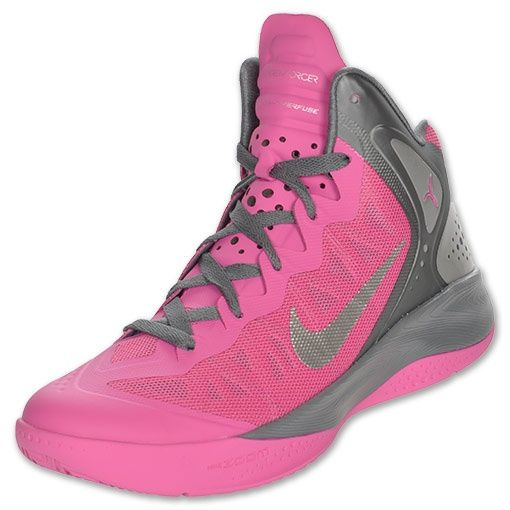 Nike Zoom HyperEnforcer PE Men's Basketball Shoes