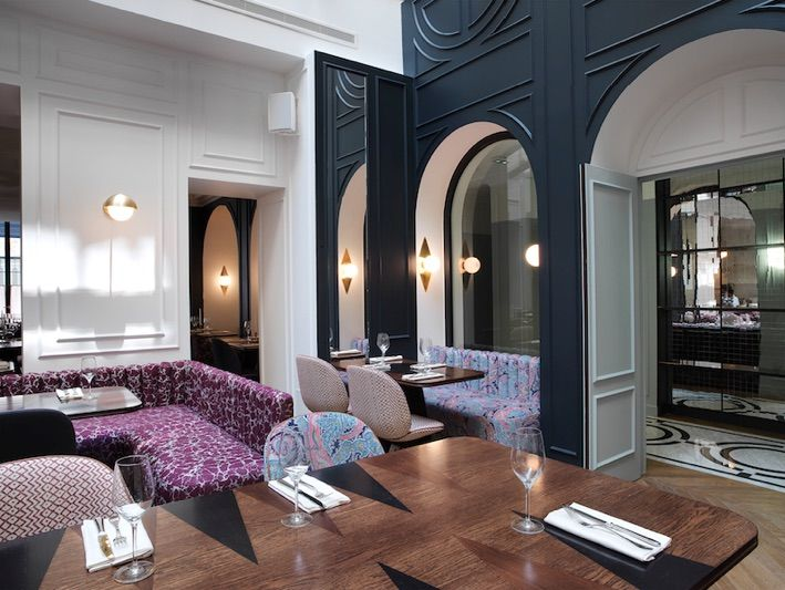 Top hotels dorothée meilichzon designs grand pigalle hotel in