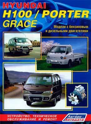Hyundai H100 Porter Grace Service Manual A Acheter Pinterest