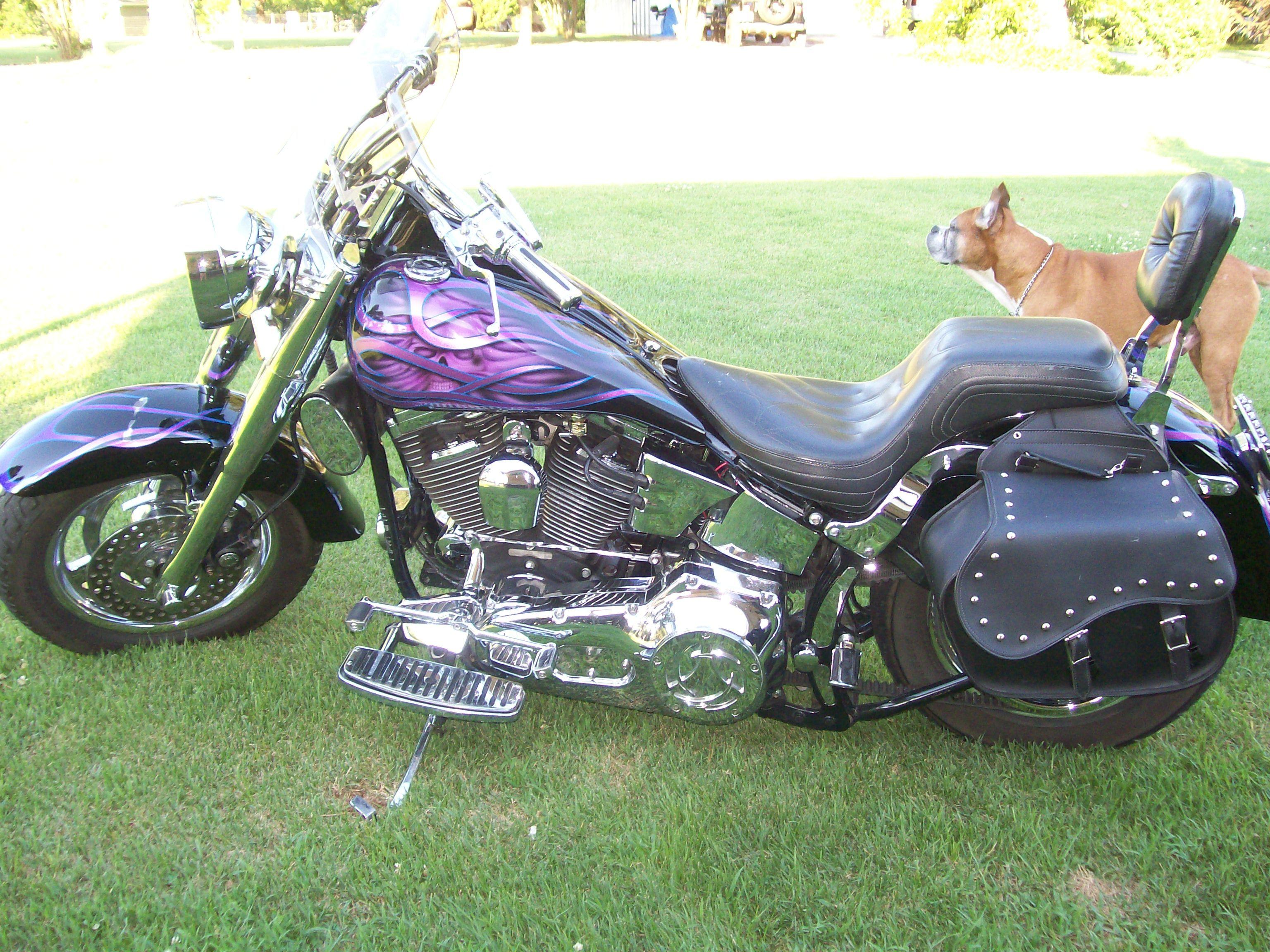 99 Harley Davidson Heritage Softail Classic