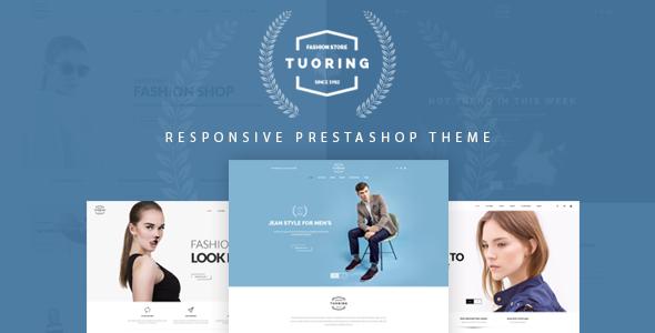Tuoring Multipurpose Responsive Theme