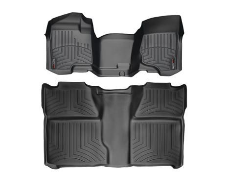 2013 Chevrolet Silverado Weathertech Floorliner Car Floor Mats