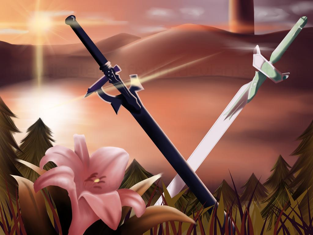 Sword Art Online Sword Art Online Yuuki Sword Art Online Funny Sword Art Online Kirito