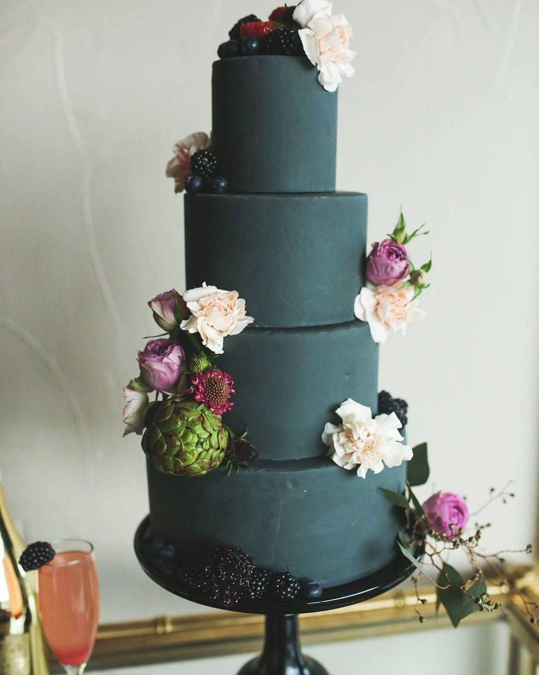 Fresh delicious and completely made from scratch cake design