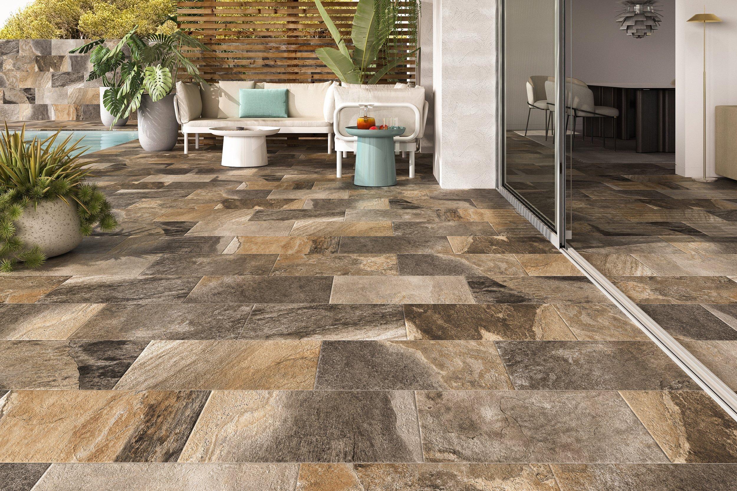 porcelain tile outdoor tiles floor