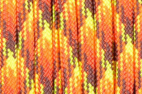 BoredParacord Brand 550 lb Fireball 50 feet * You can find out more details at the link of the image.