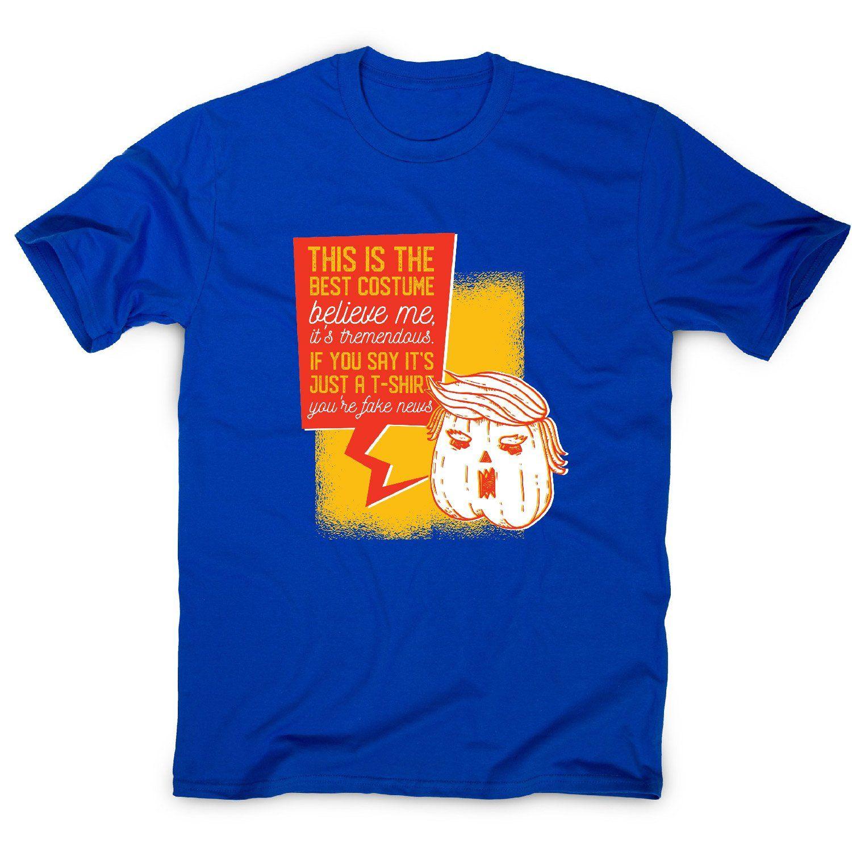 Halloween costume funny men's tshirt Funny t shirt