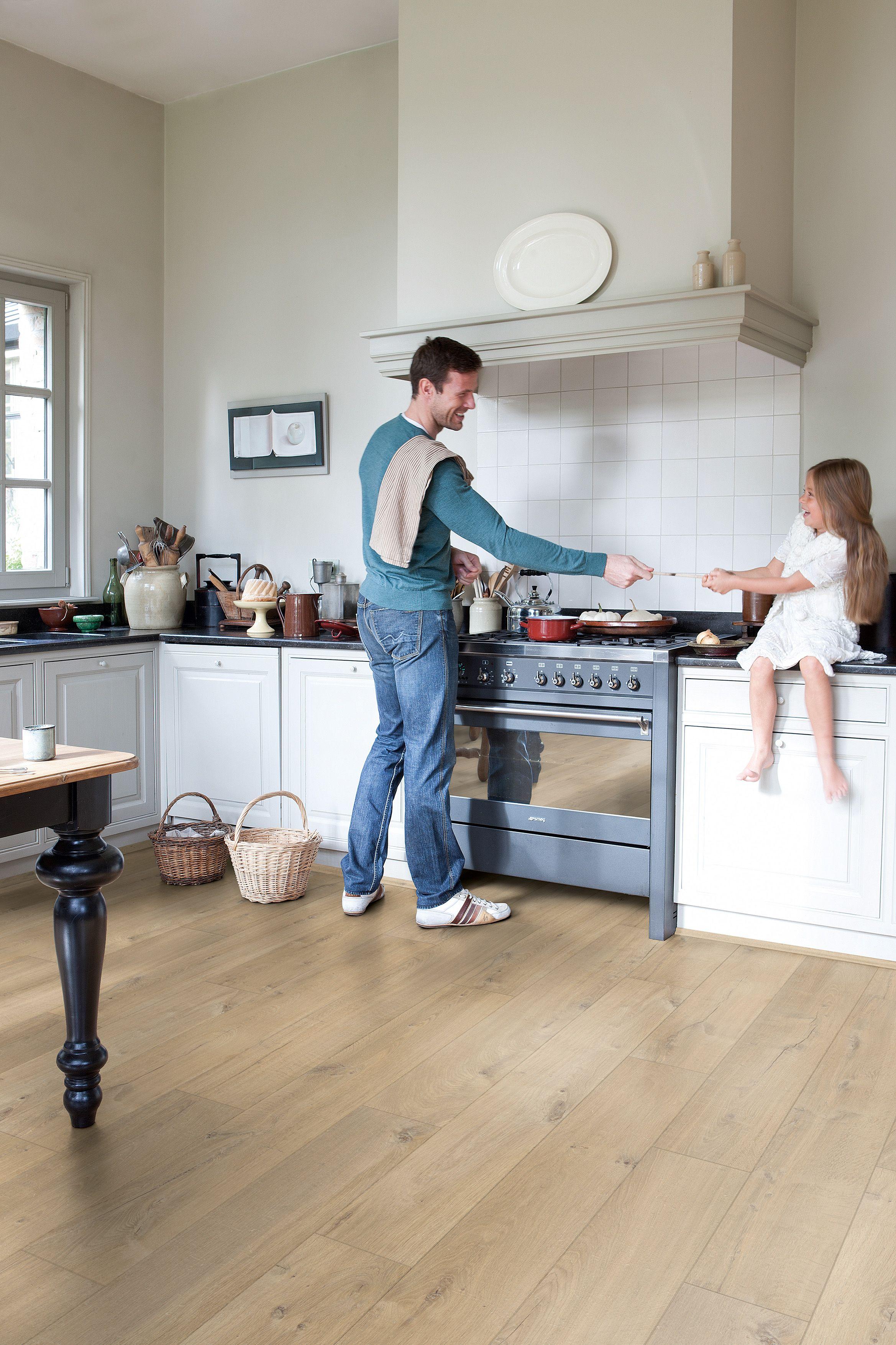 Quick-Step Impressieve laminaat voor keuken, badkamer toilet. Sale ...