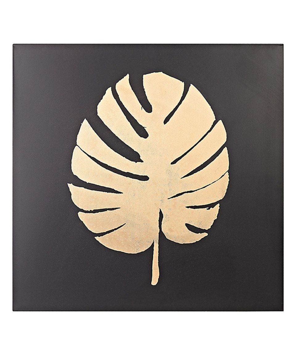 Another great find on zulily palm frond wall art by elk lighting
