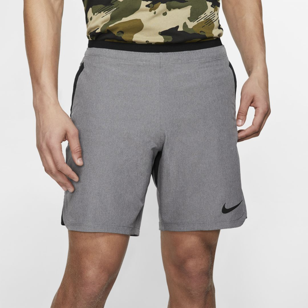 Photo of Nike Pro Flex Rep Men's Shorts. Nike.com