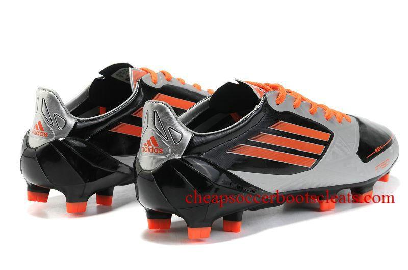 quality design 61abb 4cfdb Adidas F50 adizero micoach TRX FG Leather Soccer Cleats