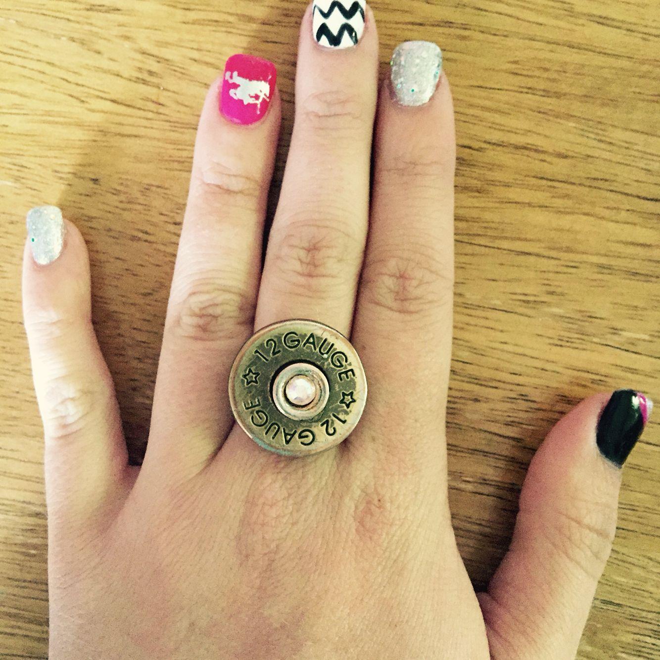 Shot gun ring