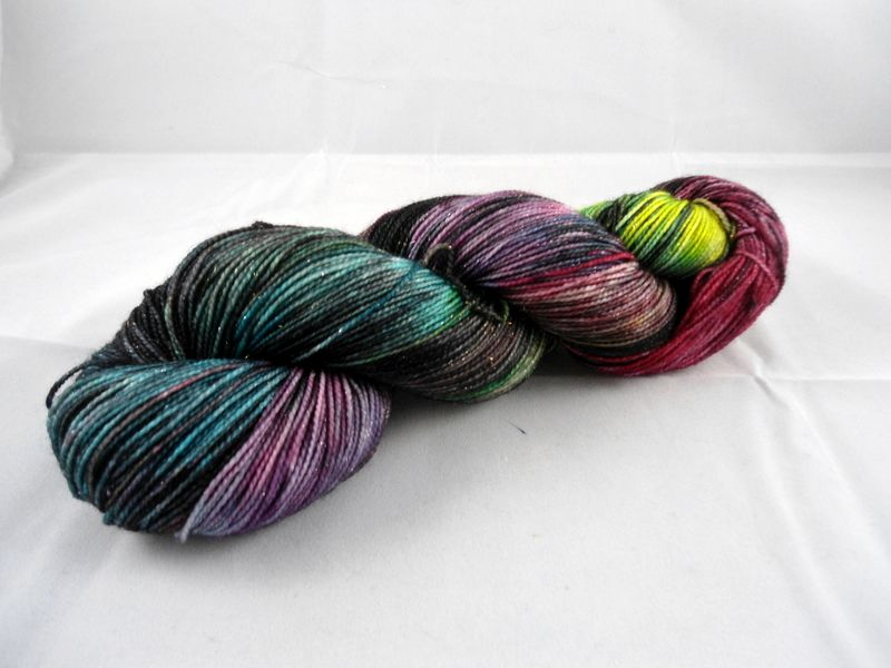 Pacific Playland : Nerd Girl Yarns Shop, Hand dyed yarn and fiber