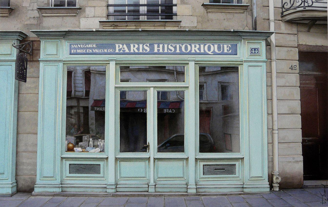 Le Paris Historique Rue Francois Miron Paris 75004