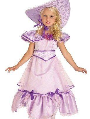 Kids Halloween Costume Purple Southern Belle « Delay Gifts Party - kid halloween costume ideas