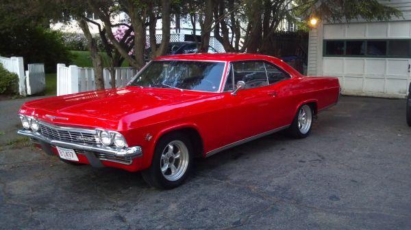 1965 Chevy Impala 1965 Chevy Impala Dream Cars Chevy Impala