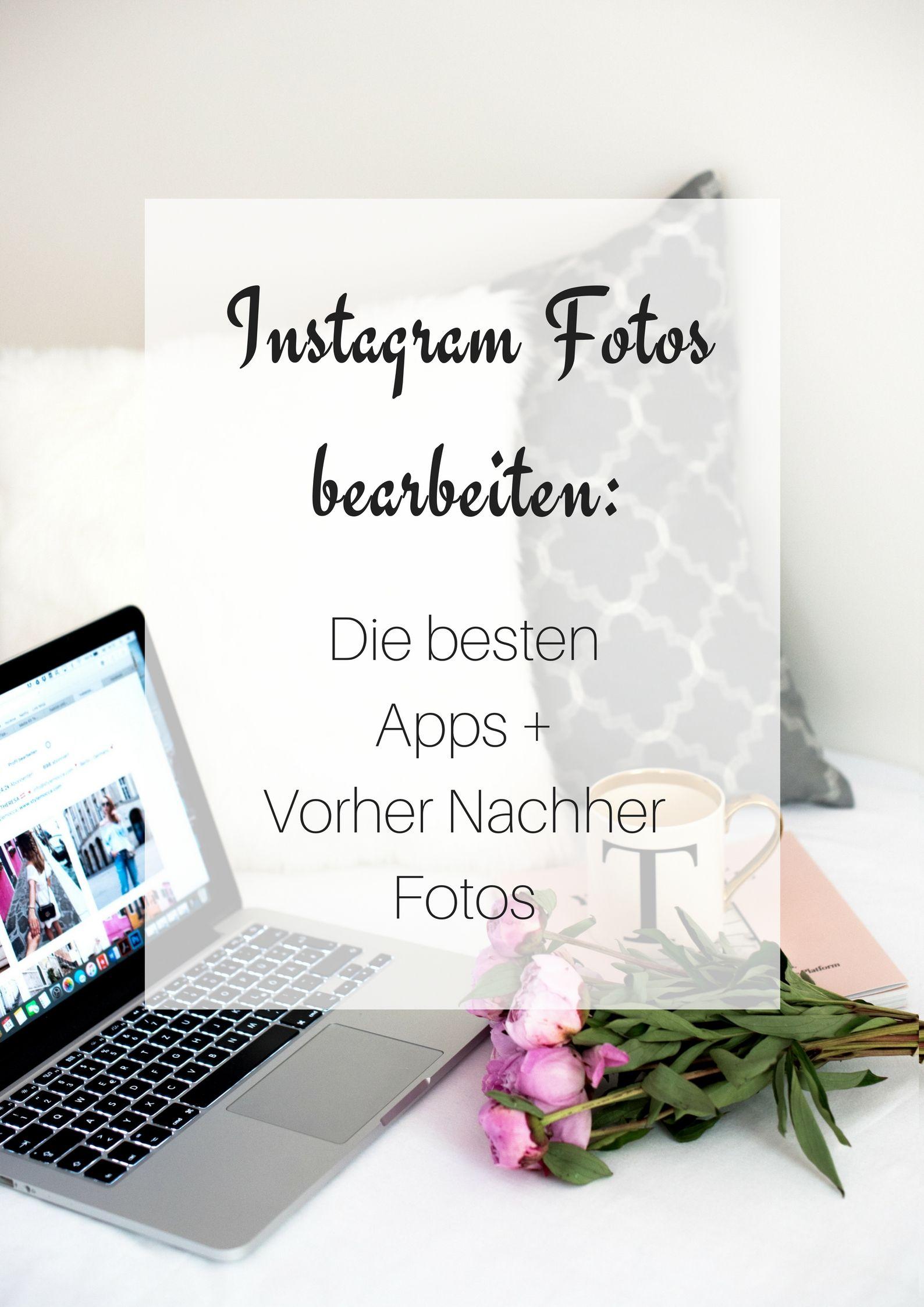 instagram fotos bearbeiten tipps tricks f r die bildbearbeitung fotos bearbeiten blogger. Black Bedroom Furniture Sets. Home Design Ideas